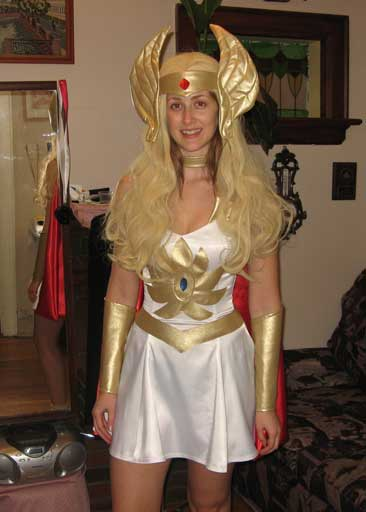 halloween costume from a Toronto dressmaker