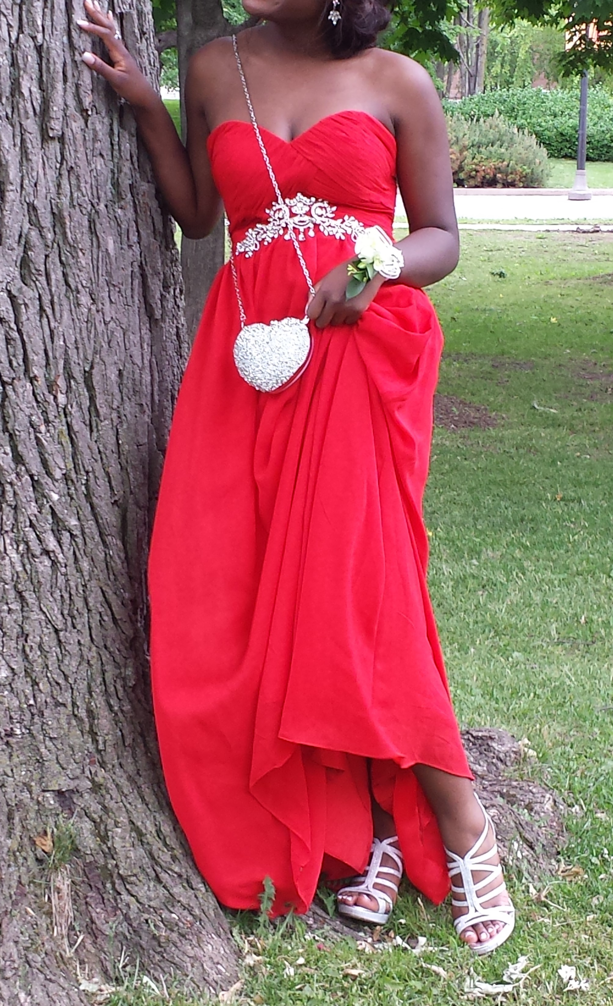 Chloe prom dress